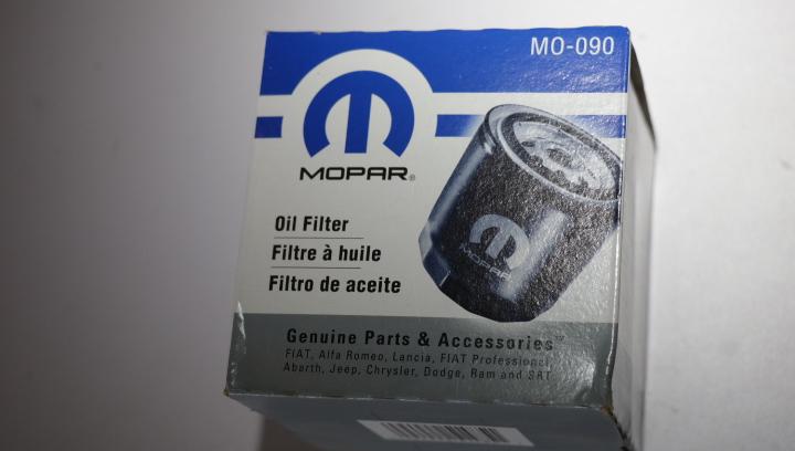 Mopar /Ölfilter 05281090